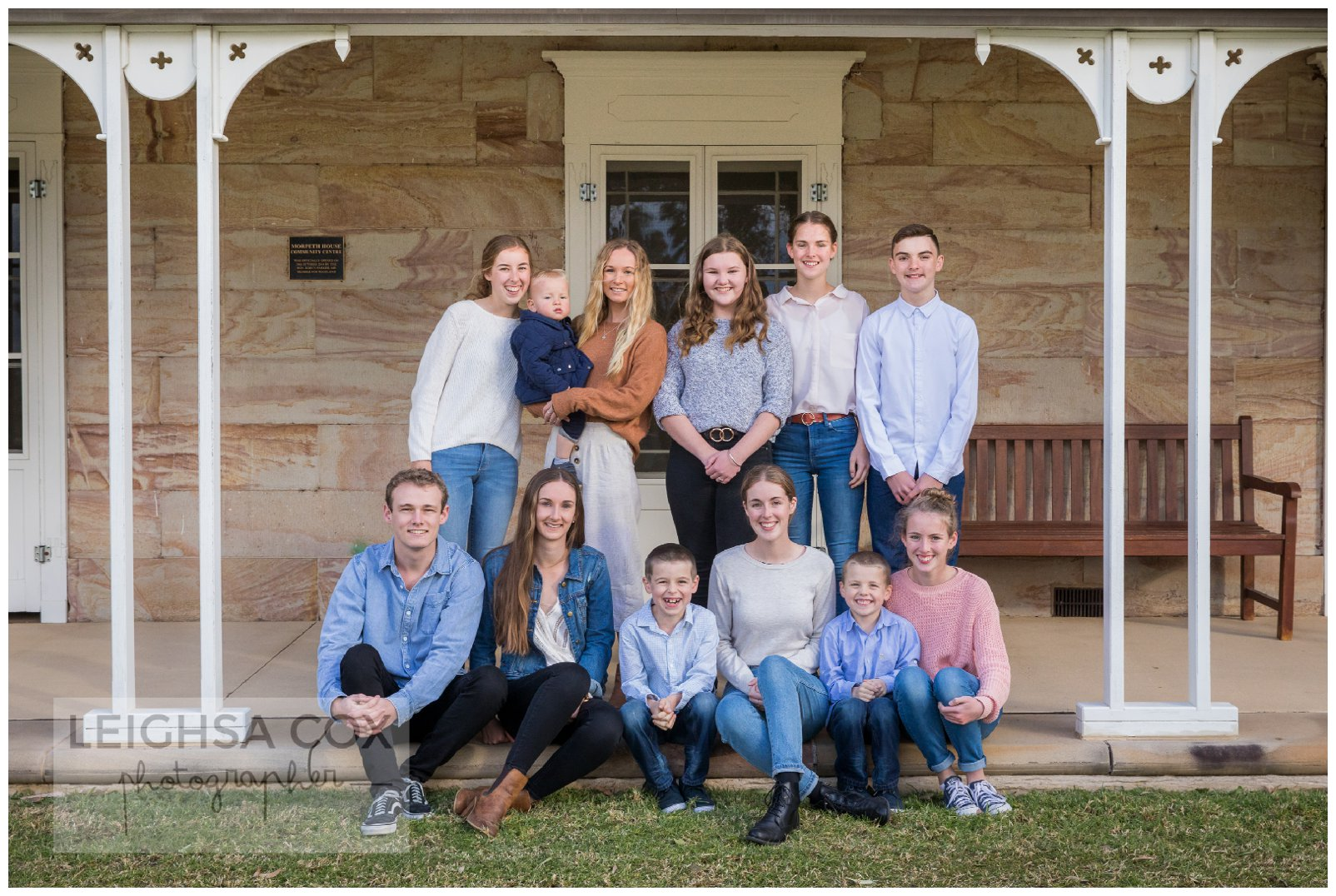 Family Portraits Photography