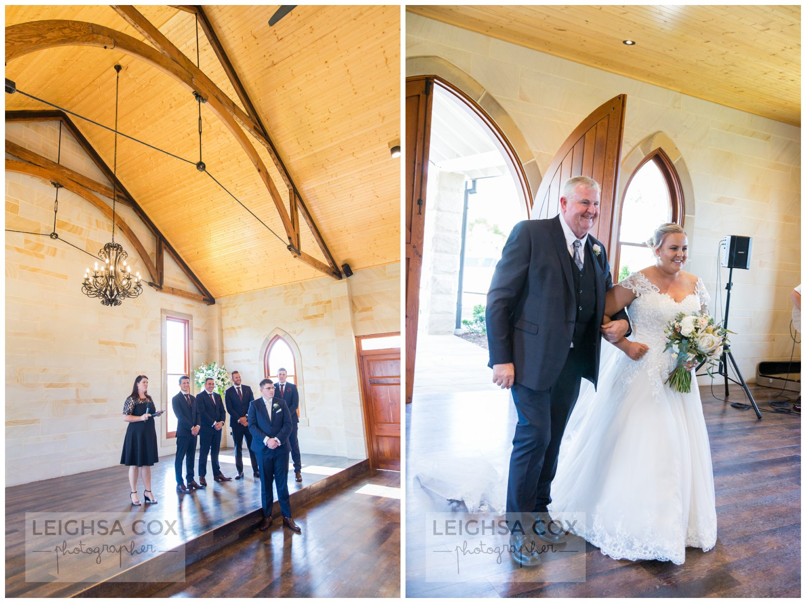 Peterson House Wedding