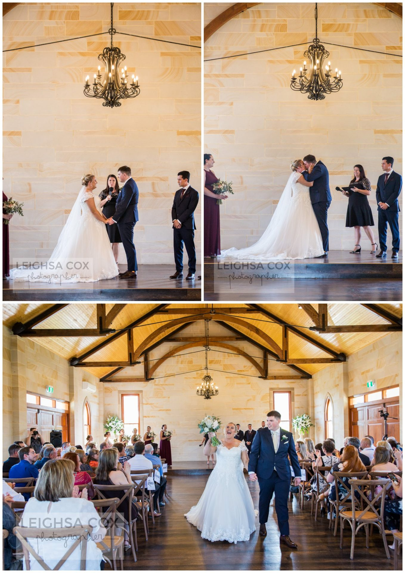 Peterson House chapel Wedding