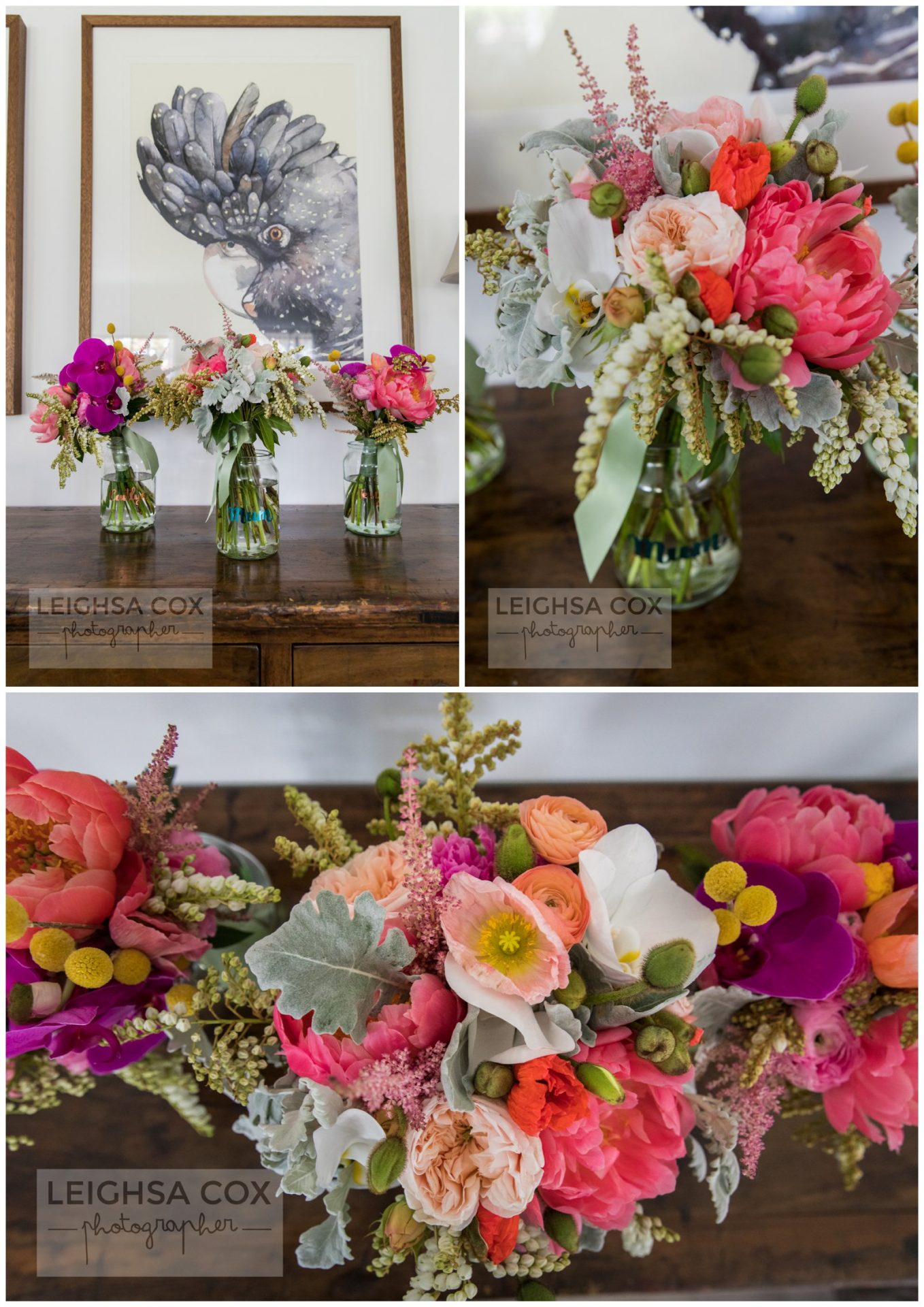 jade macintosh wedding flowers