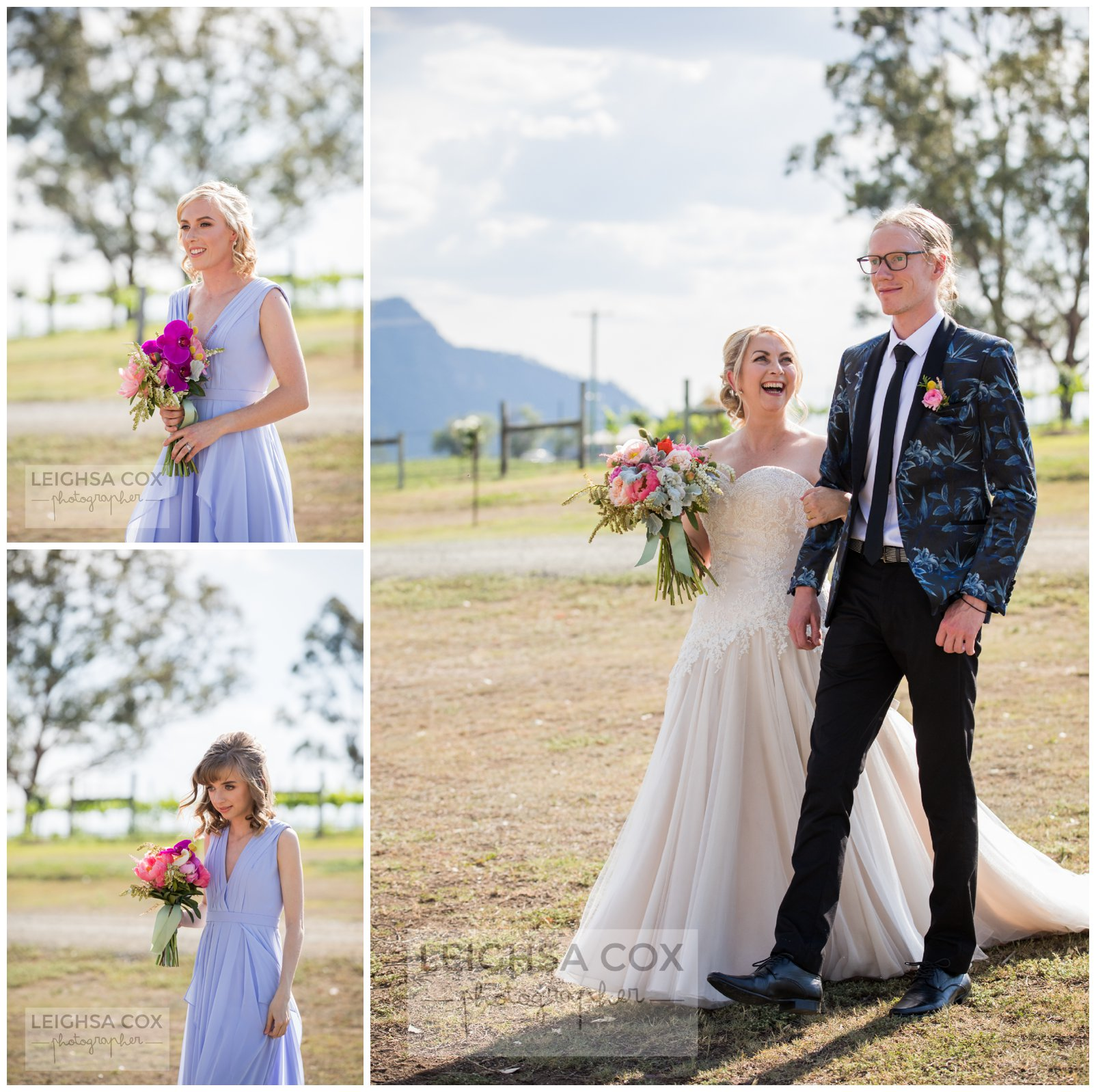 Willow tree estate wedding