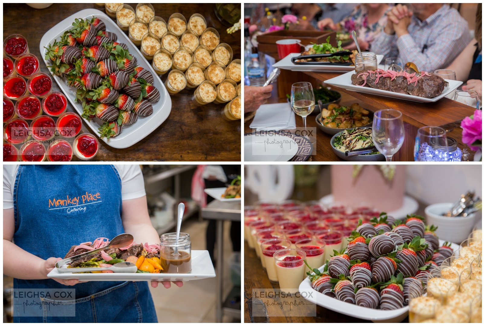 monkey place catering