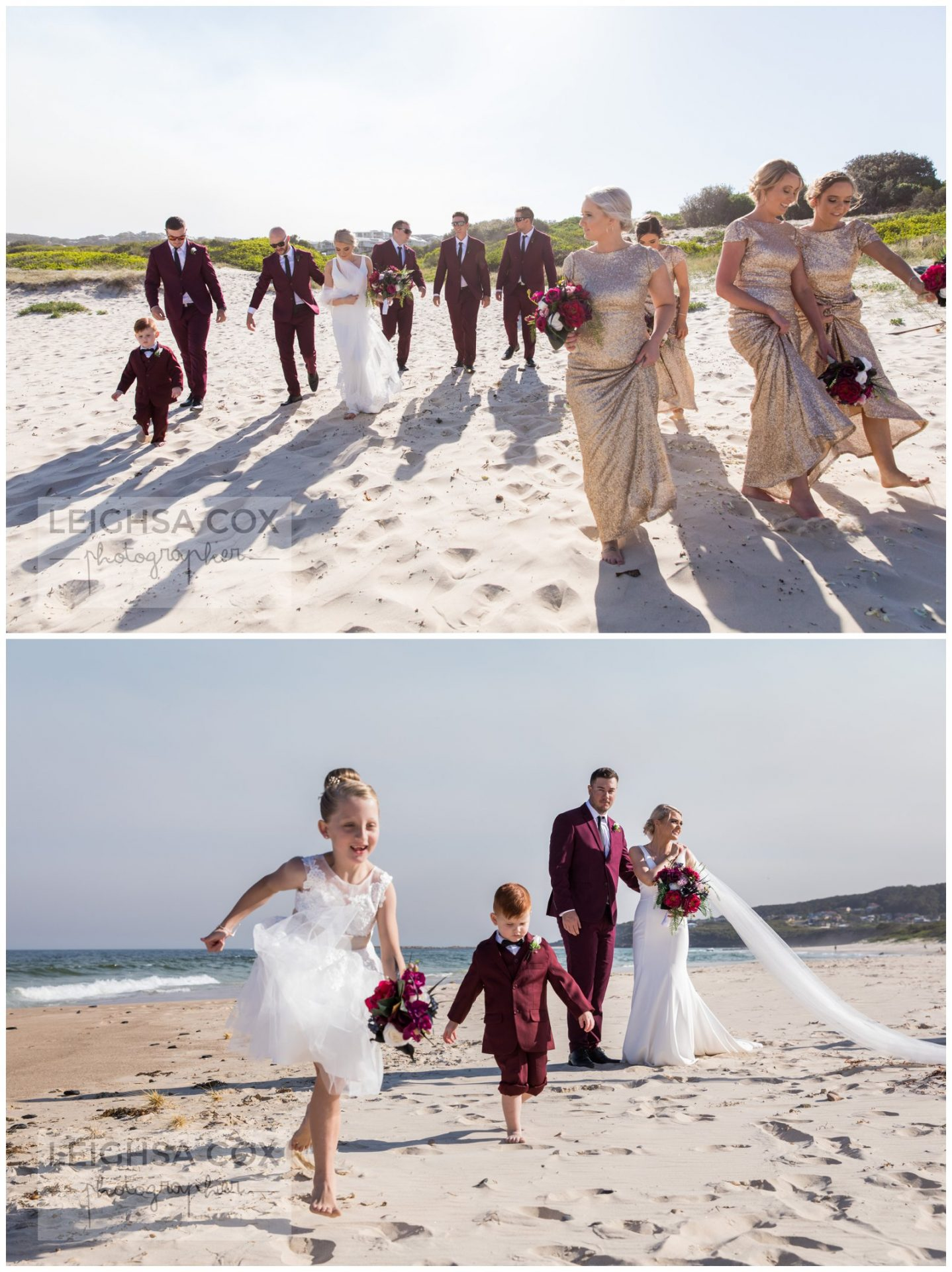 Caves Beach Resort Wedding