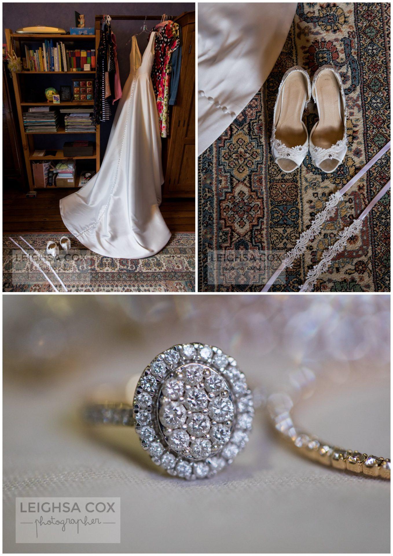 maitland bridal details