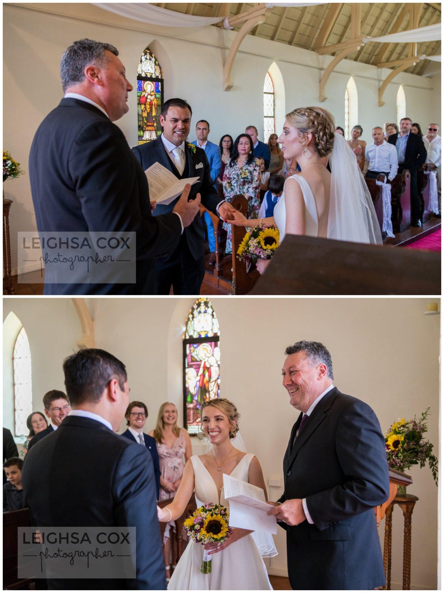 Intimate Woodville Wedding