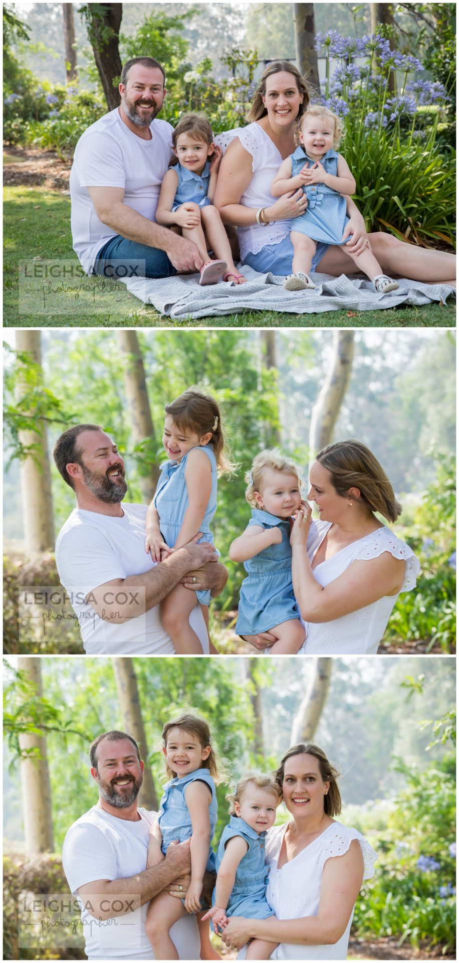 hunter valley family portraits