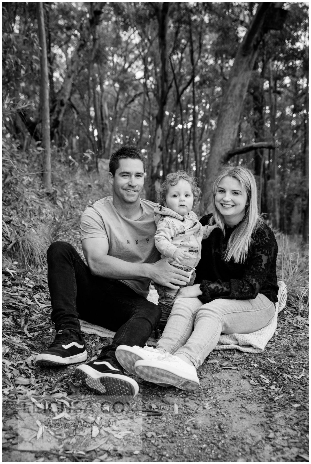 Mt Sugarloaf Family Portraits
