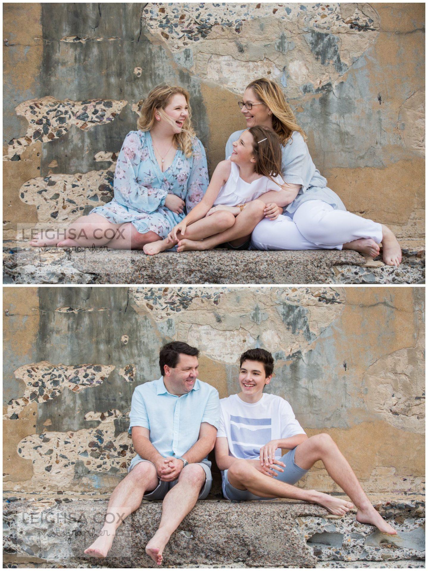 Newcastle Baths Family
