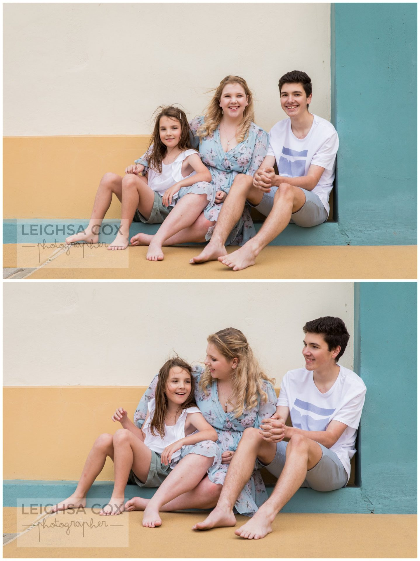 Newcastle Baths Family portraits