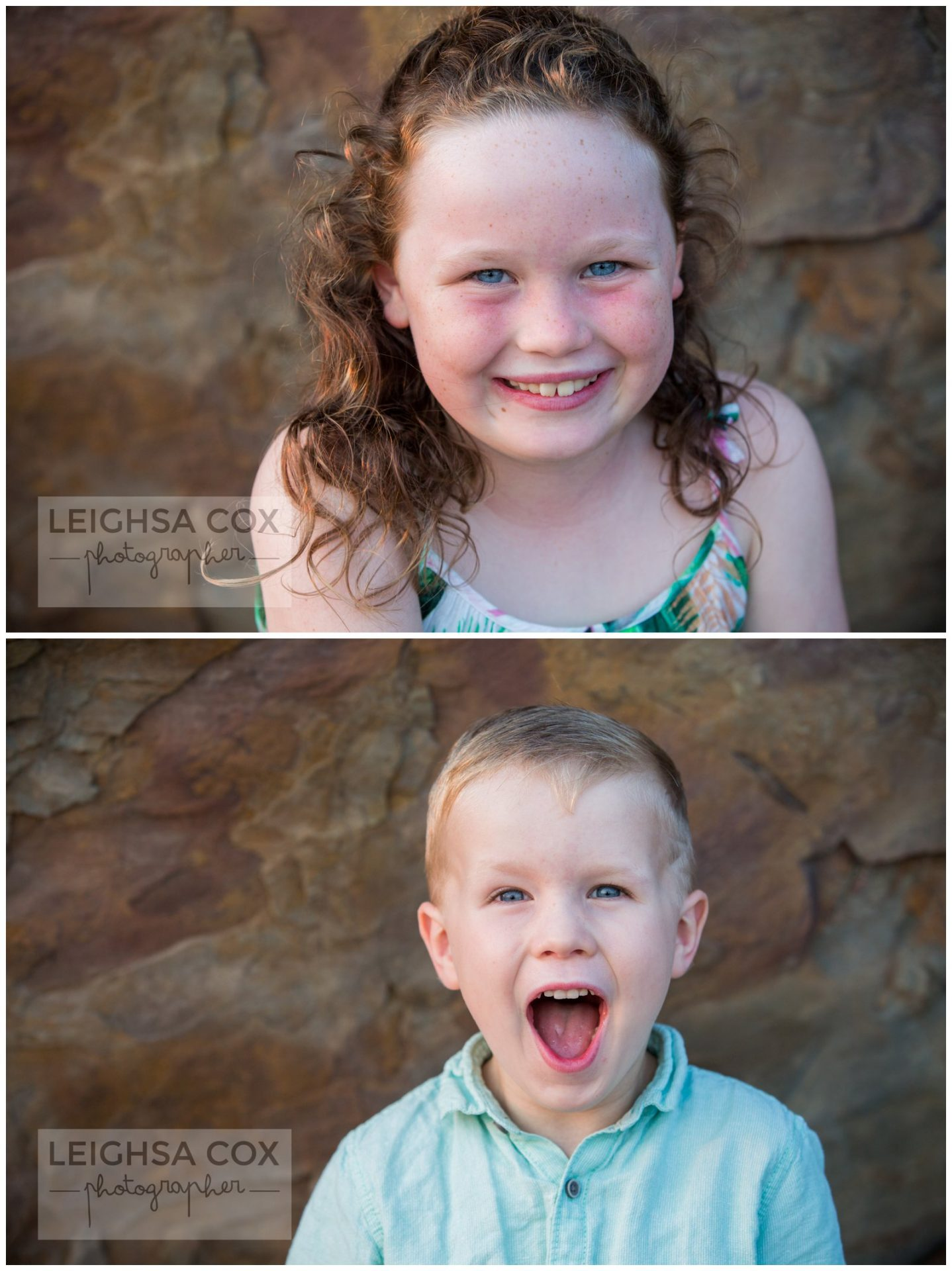 fun kids portraits