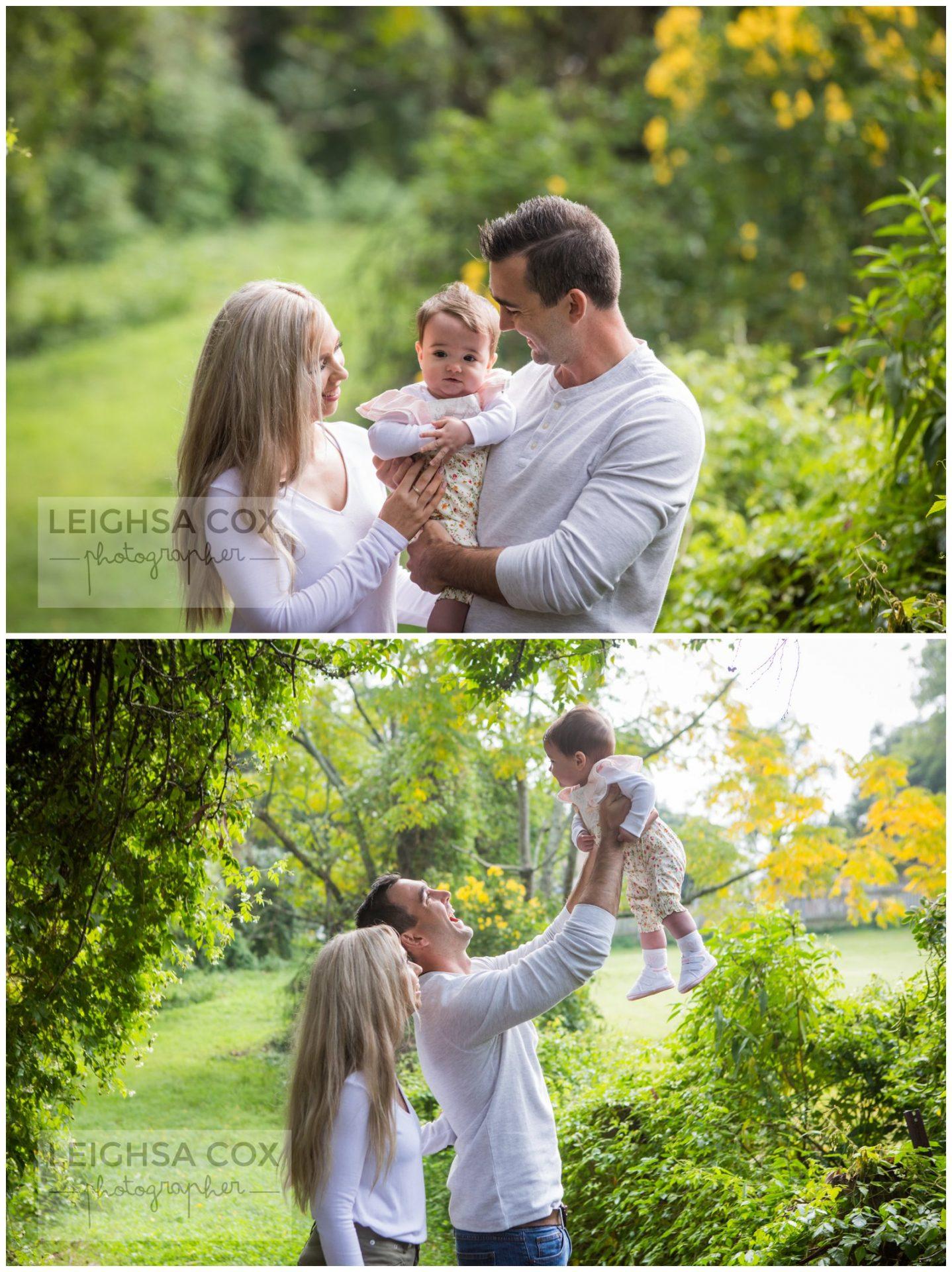 paterson family portraits