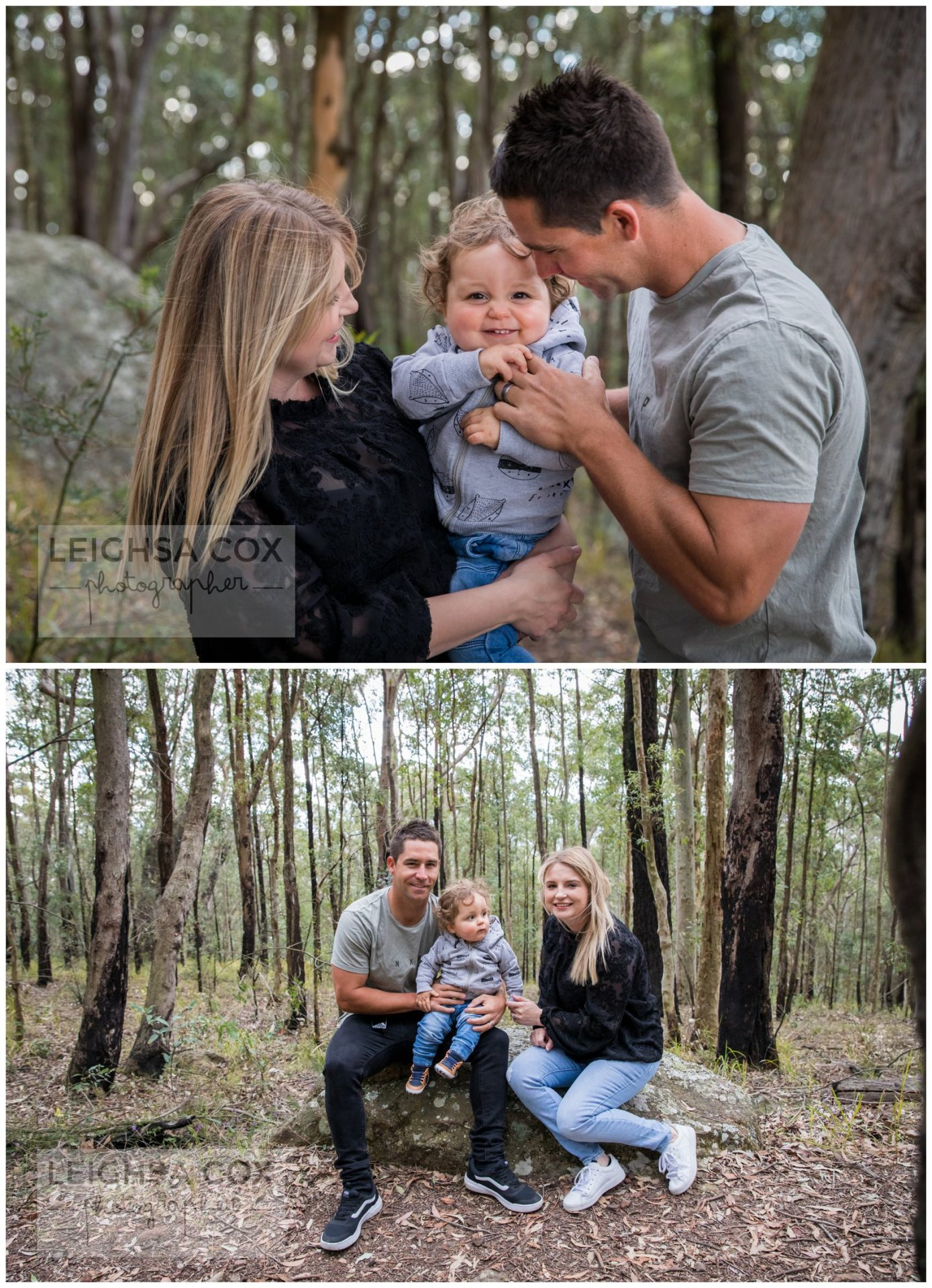 Mt sugarloaf family portraits