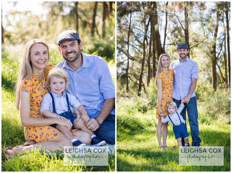 What to wear for family photos - Maitland