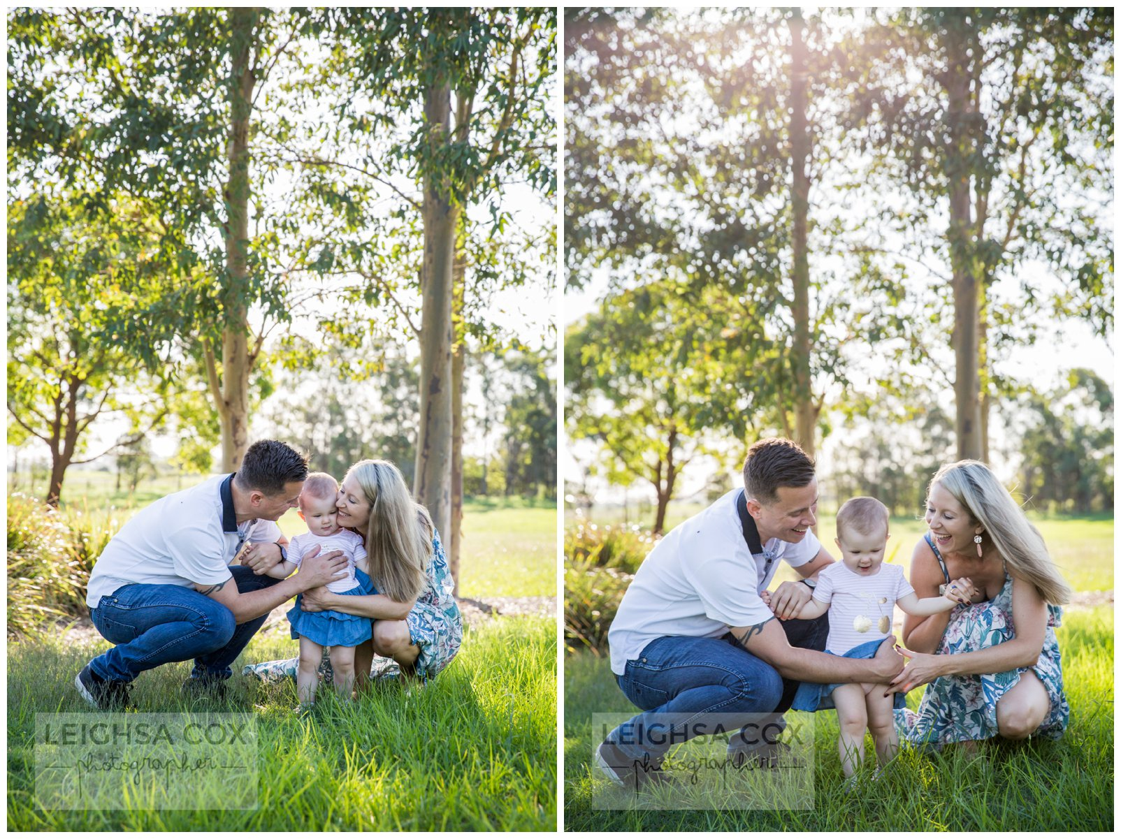 Sunny Family photography Maitland