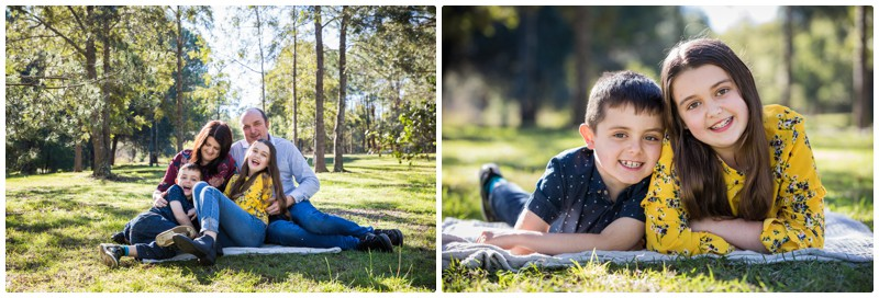 Why are family portraits are so important? hunter valley