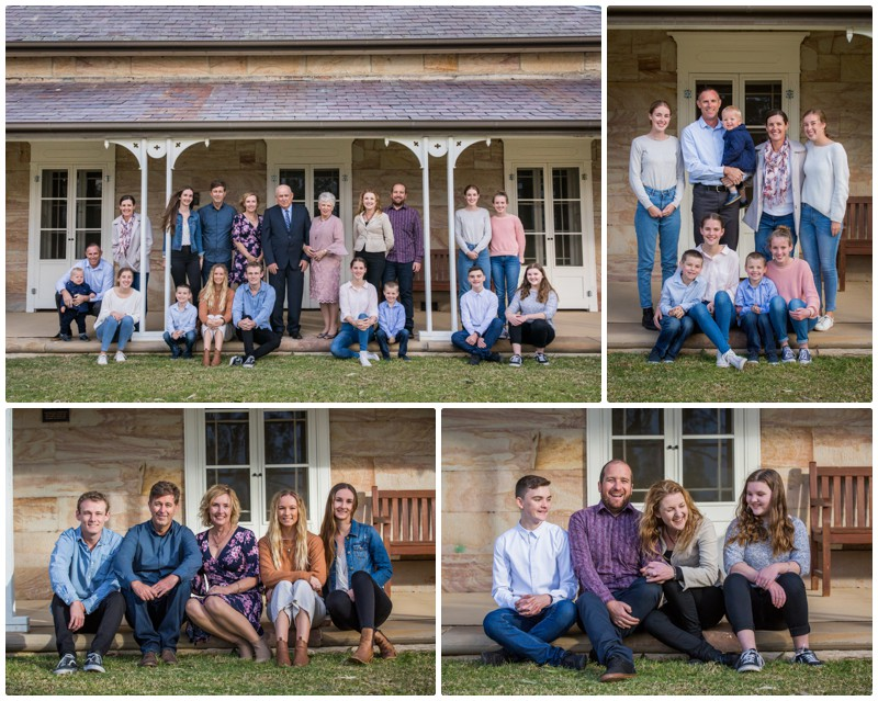 Why are family portraits are so important? maitland generation portraits