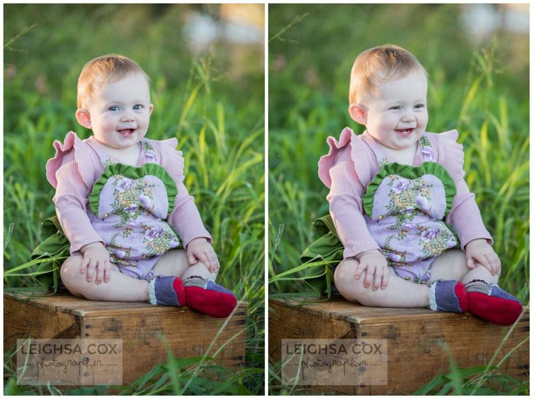 Hunter Valley one year old
