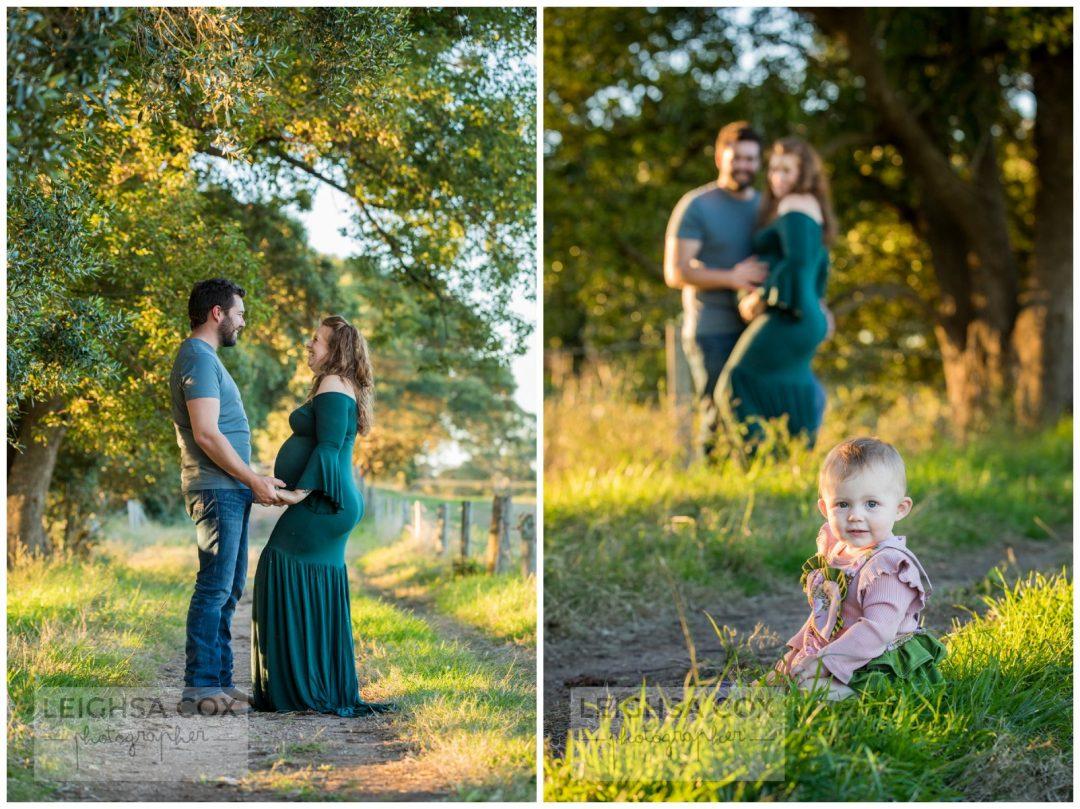 Maternity portraits maitland