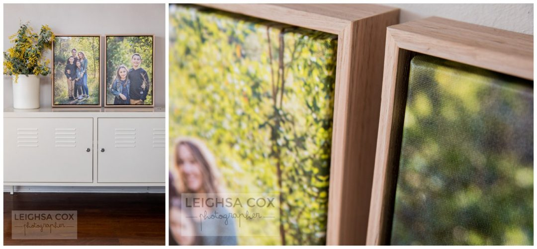 framed canvas maitland photographer