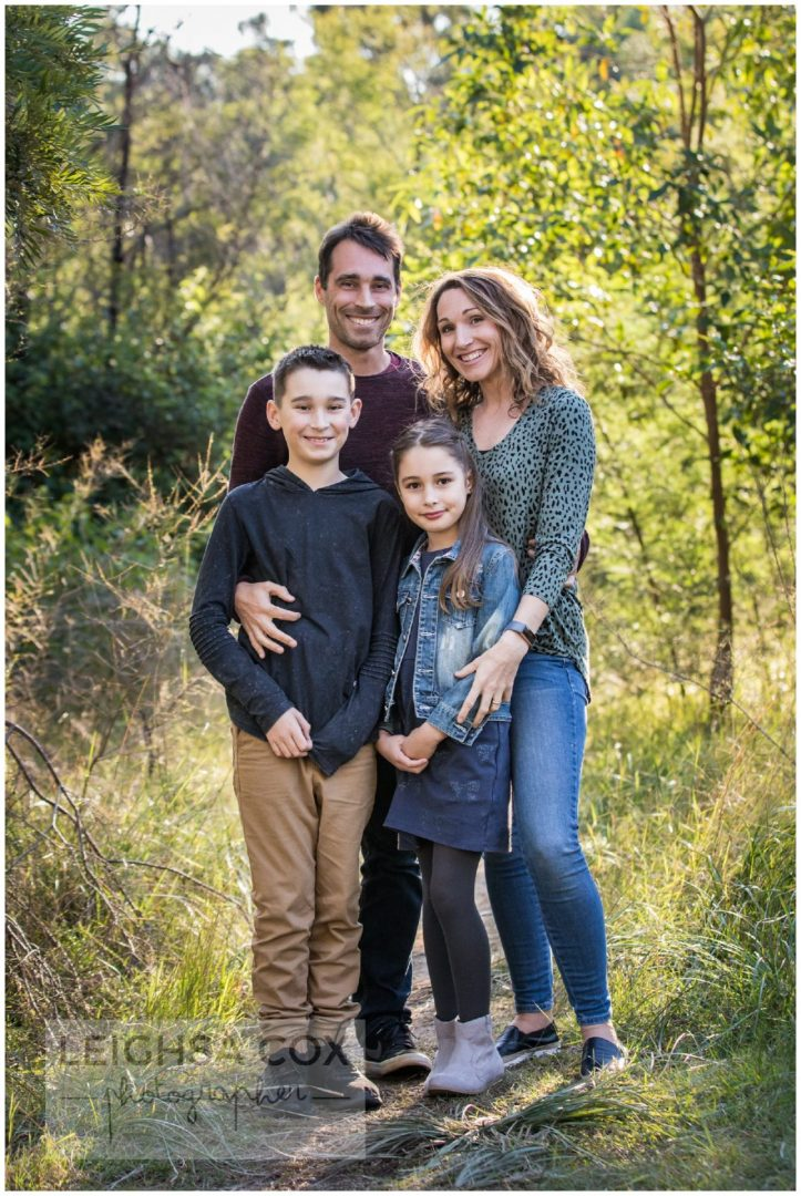 Beautiful Family Portraits Hunter Valley