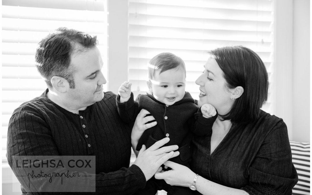 At Home Maitland Family Portraits