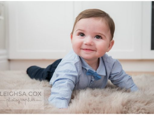Hunter valley baby portraits