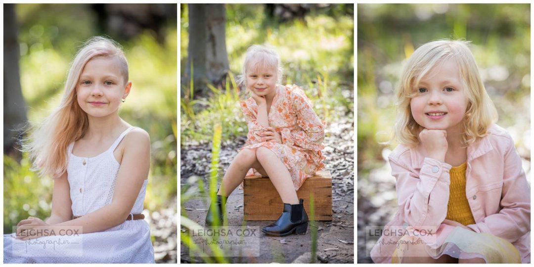 sweet kids portraits hunter valley