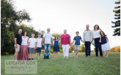Maitland Extended Family Portraits