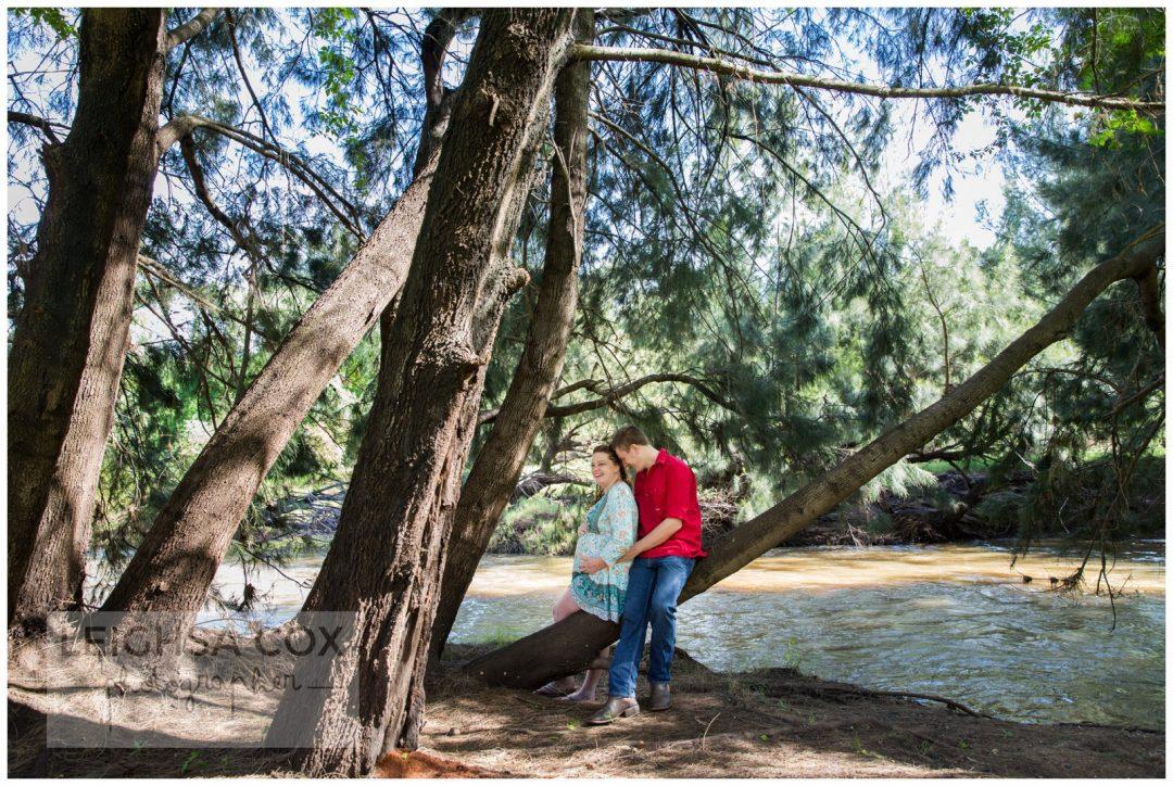 hunter river couple photos