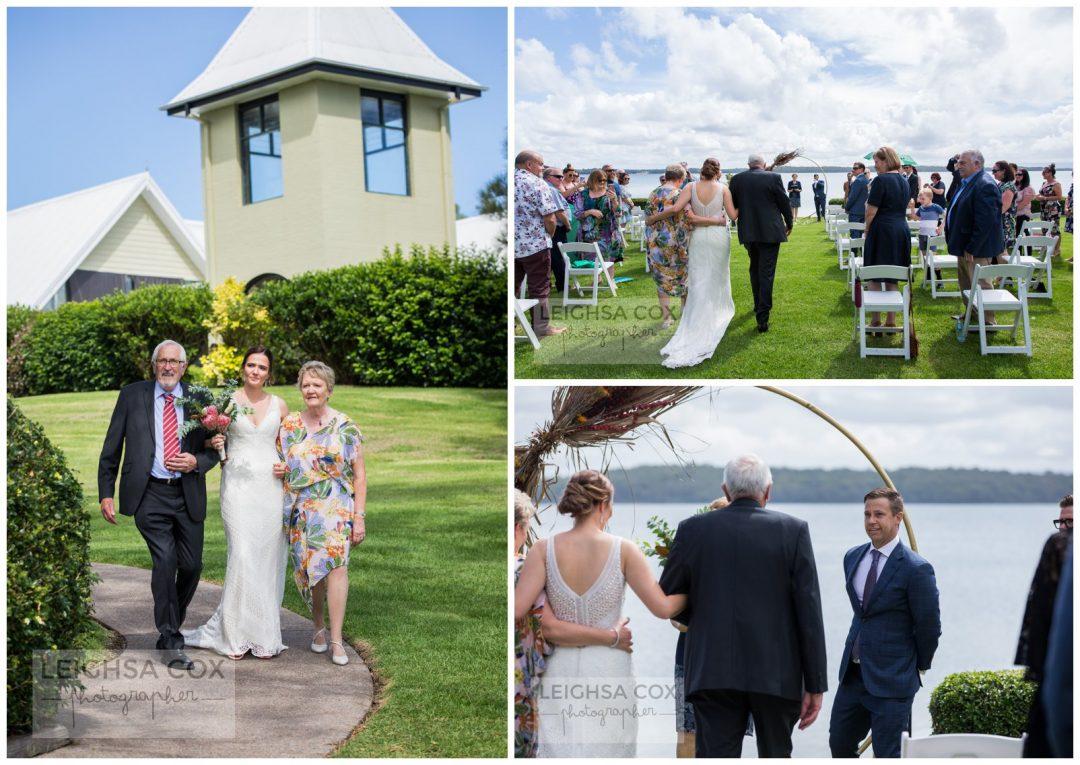 raffertys wedding ceremony