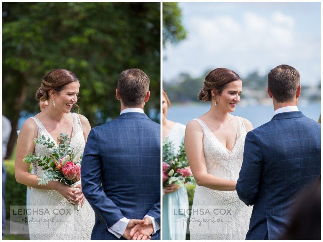 bride wedding ceremony