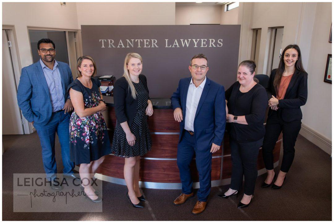 tranter lawyers