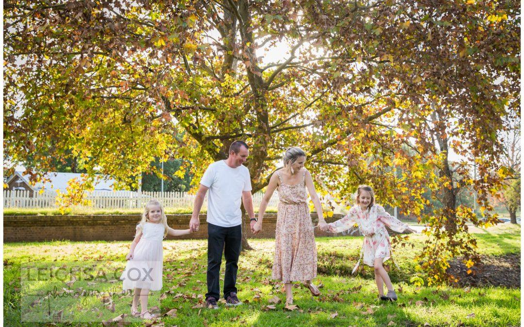 Autumn Family East Maitland