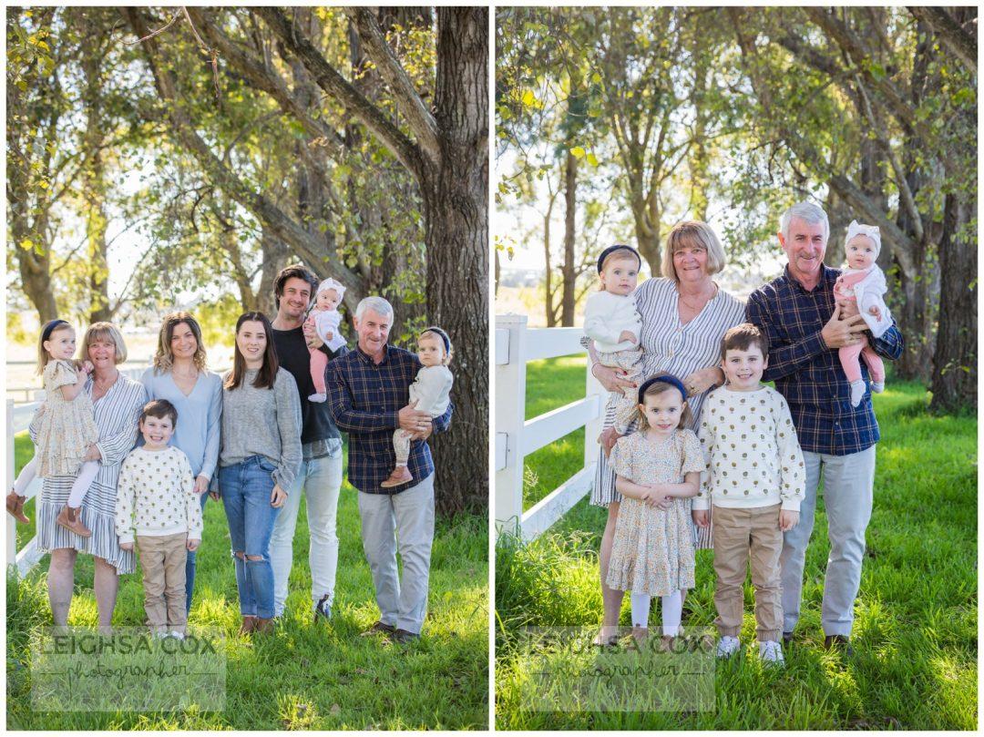 Lorn Rose Farm Family Photography
