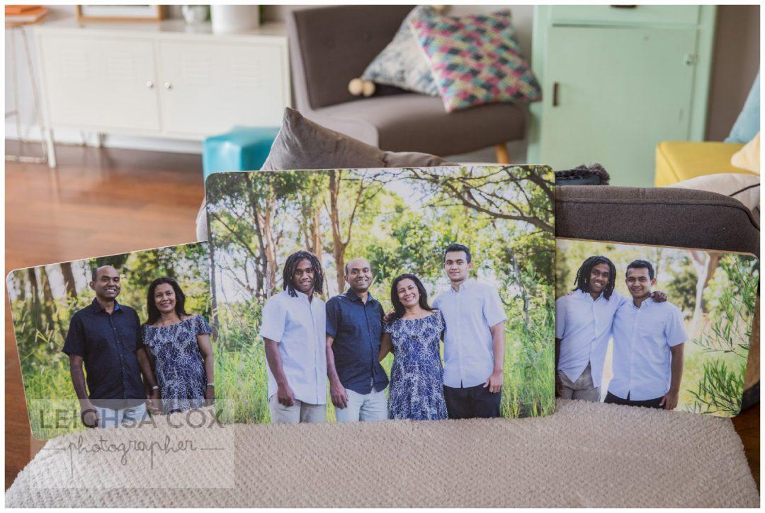 7 ways to display your family photos