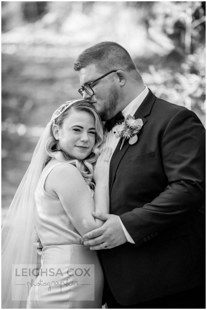 Beautiful Blue Mountains Wedding moment